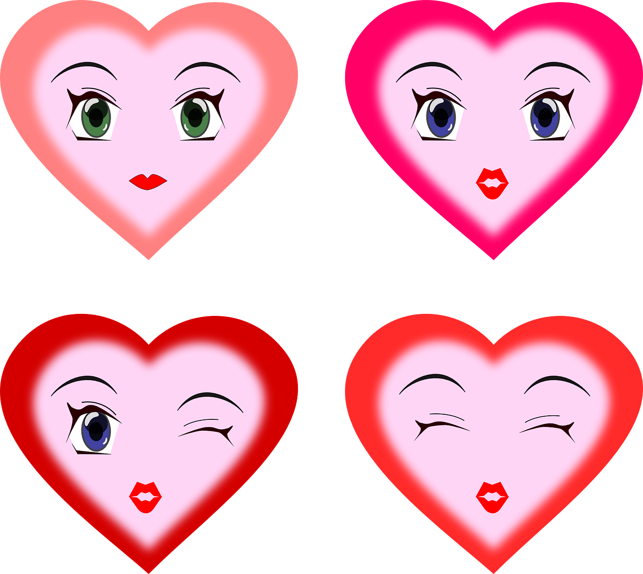 The Look of Love – nonverbal communication