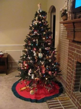 Traditions – The Christmas Tree