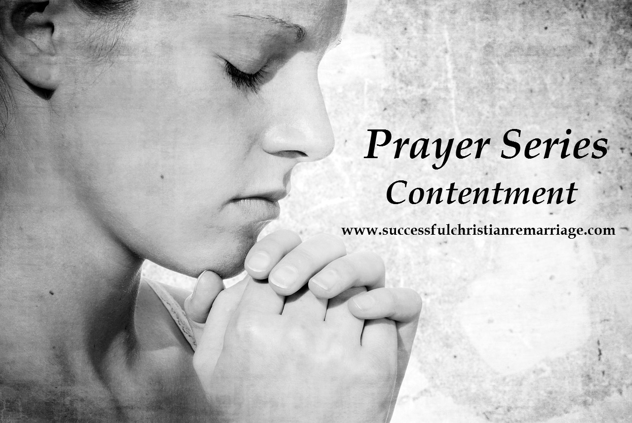 Prayer Series – Contentment